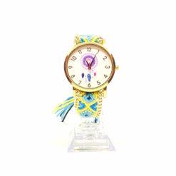 montre fantaisie rêves bracelet brésilien nylon wavre belgique tendance bijoux