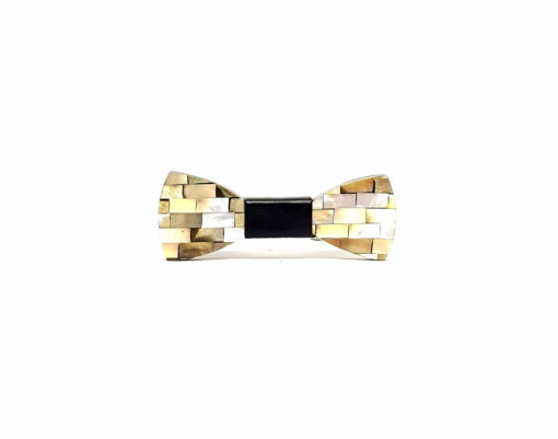 ness kids noeud papillon enfants coquillage japing cuir noir
